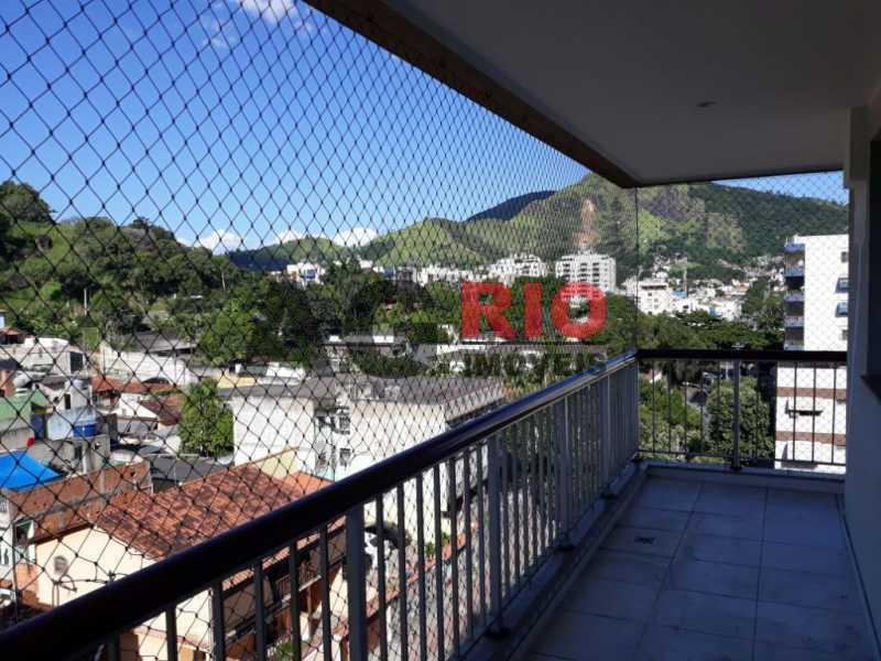 VARANDA - Apartamento 2 quartos à venda Rio de Janeiro,RJ - R$ 380.000 - VVAP20031 - 6