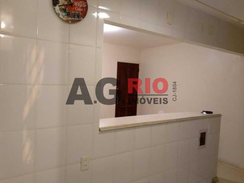 cozinha - Apartamento em condomínio À Venda - Condomínio Ouro Preto III - Rio de Janeiro - RJ - Freguesia (Jacarepaguá) - FRAP20001 - 13