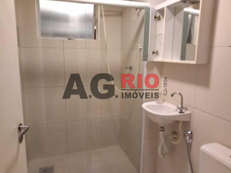 banheiro - Apartamento em condomínio À Venda - Condomínio Ouro Preto III - Rio de Janeiro - RJ - Freguesia (Jacarepaguá) - FRAP20001 - 12
