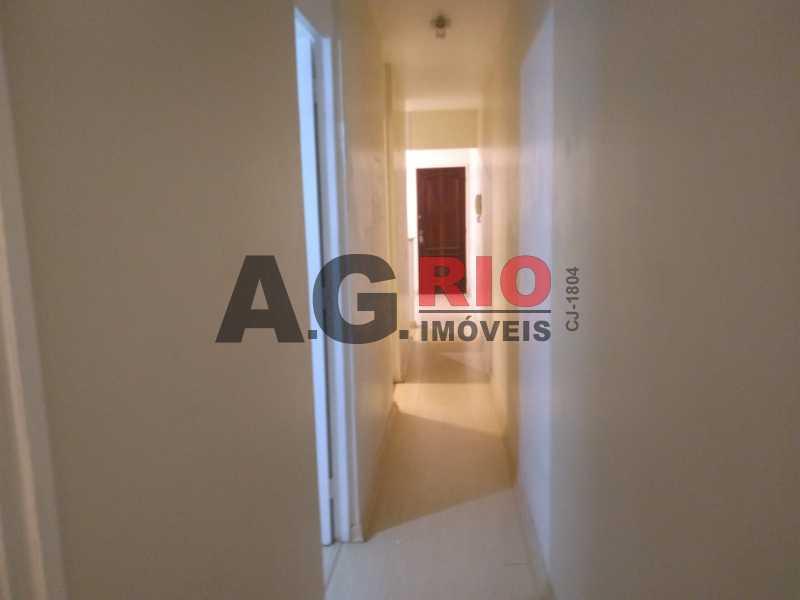 corredor interno - Apartamento em condomínio À Venda - Condomínio Ouro Preto III - Rio de Janeiro - RJ - Freguesia (Jacarepaguá) - FRAP20001 - 8