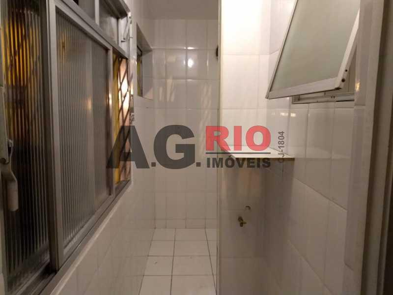 area - Apartamento em condomínio À Venda - Condomínio Ouro Preto III - Rio de Janeiro - RJ - Freguesia (Jacarepaguá) - FRAP20001 - 16