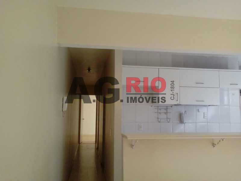 corredor interno  - Apartamento em condomínio À Venda - Condomínio Ouro Preto III - Rio de Janeiro - RJ - Freguesia (Jacarepaguá) - FRAP20001 - 6