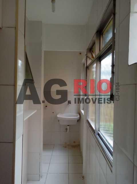area - Apartamento em condomínio À Venda - Condomínio Ouro Preto III - Rio de Janeiro - RJ - Freguesia (Jacarepaguá) - FRAP20001 - 14