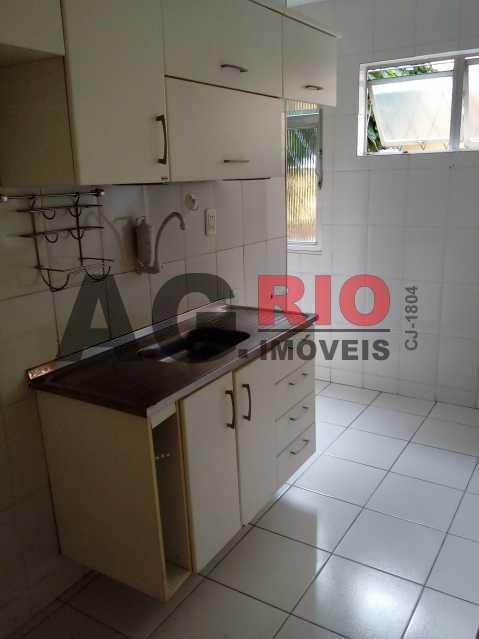 cozinha - Apartamento em condomínio À Venda - Condomínio Ouro Preto III - Rio de Janeiro - RJ - Freguesia (Jacarepaguá) - FRAP20001 - 5