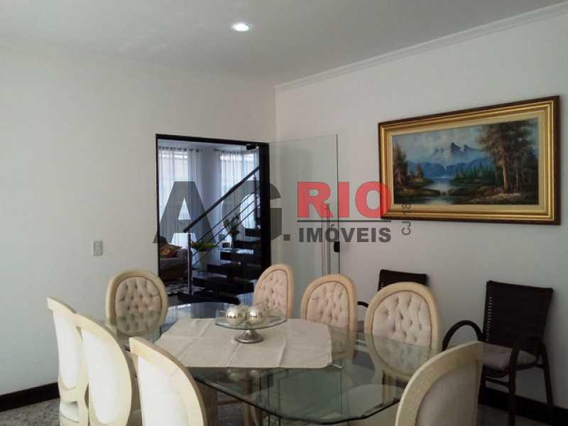 SALA - Casa em Condomínio 3 quartos à venda Rio de Janeiro,RJ - R$ 2.500.000 - FRCN30002 - 4