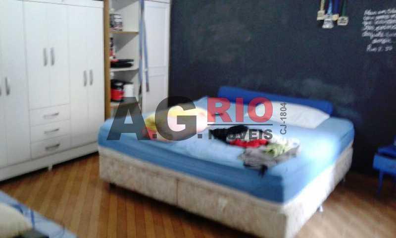 QUARTO - Casa À Venda - Rio de Janeiro - RJ - Freguesia (Jacarepaguá) - FRCA40001 - 10