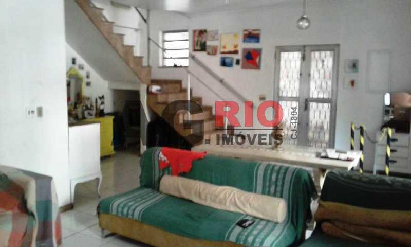 SALA - Casa À Venda - Rio de Janeiro - RJ - Freguesia (Jacarepaguá) - FRCA40001 - 3