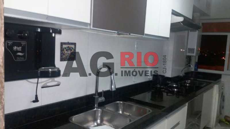 COZINHA - Apartamento À Venda no Condomínio Vivae Residencial Club - Rio de Janeiro - RJ - Vila Valqueire - VVAP30015 - 18