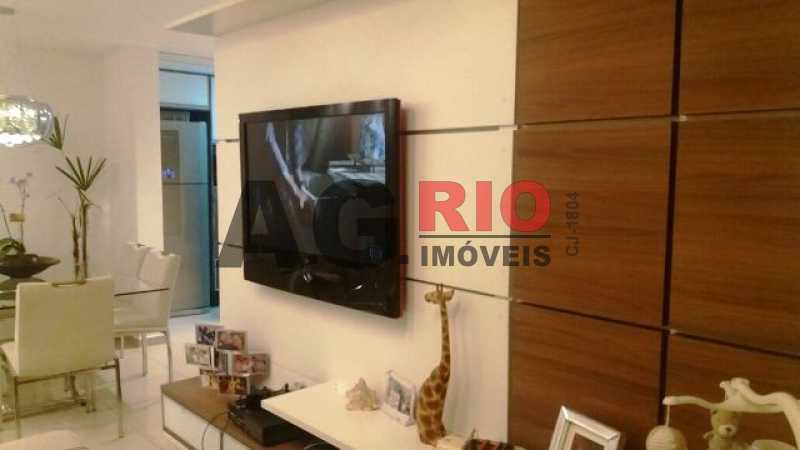 SALA - Apartamento À Venda no Condomínio Vivae Residencial Club - Rio de Janeiro - RJ - Vila Valqueire - VVAP30015 - 8