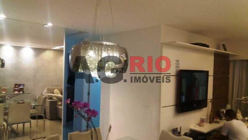 SALA - Apartamento À Venda no Condomínio Vivae Residencial Club - Rio de Janeiro - RJ - Vila Valqueire - VVAP30015 - 4