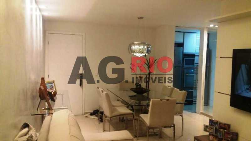 SALA - Apartamento À Venda no Condomínio Vivae Residencial Club - Rio de Janeiro - RJ - Vila Valqueire - VVAP30015 - 7