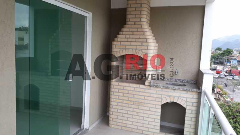 155d3e46-e884-4e4f-9f49-287483 - Apartamento Para Alugar - Rio de Janeiro - RJ - Cidade de Deus - FRAP30004 - 4