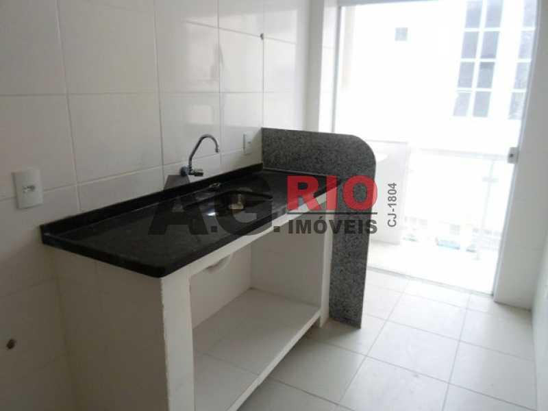 SAM_7204 - Apartamento Para Alugar - Rio de Janeiro - RJ - Cidade de Deus - FRAP30004 - 12