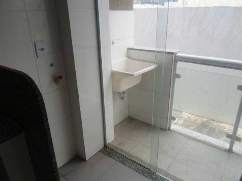 SAM_7225 - Apartamento Para Alugar - Rio de Janeiro - RJ - Cidade de Deus - FRAP30005 - 12