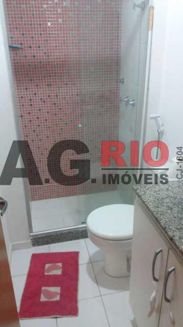 BANHEIRO SOCIAL - Apartamento 2 quartos à venda Rio de Janeiro,RJ - R$ 205.000 - VVAP20056 - 8