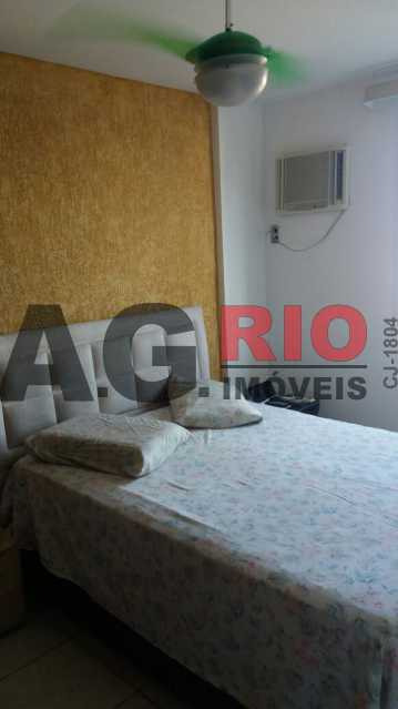 QUARTO 1 - Apartamento 2 quartos à venda Rio de Janeiro,RJ - R$ 205.000 - VVAP20056 - 4