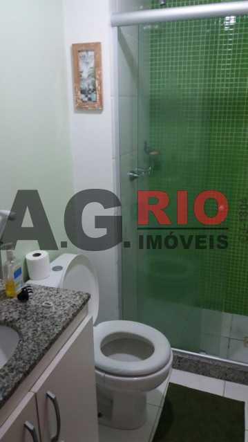 BANHEIRO SUÍTE - Apartamento 2 quartos à venda Rio de Janeiro,RJ - R$ 205.000 - VVAP20056 - 5
