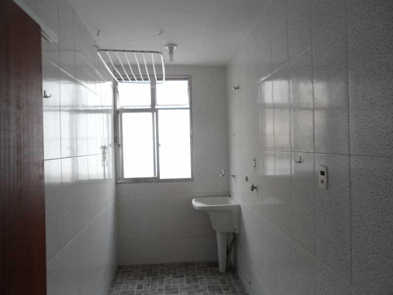 SAM_0200 - Apartamento Para Alugar - Rio de Janeiro - RJ - Taquara - TQAP20042 - 8