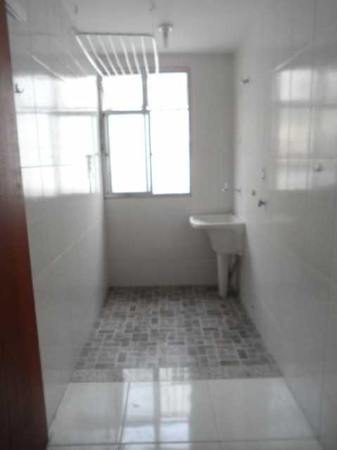 SAM_0202 - Apartamento Para Alugar - Rio de Janeiro - RJ - Taquara - TQAP20042 - 4