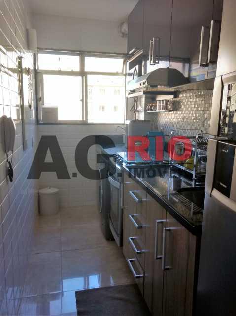 cozinha01 - Apartamento Rio de Janeiro,Campinho,RJ À Venda,2 Quartos,46m² - VVAP20079 - 7