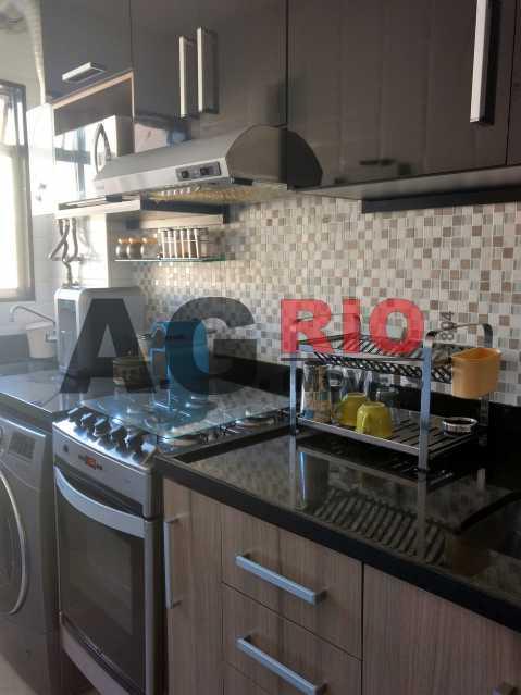 cozinha02 - Apartamento Rio de Janeiro,Campinho,RJ À Venda,2 Quartos,46m² - VVAP20079 - 8