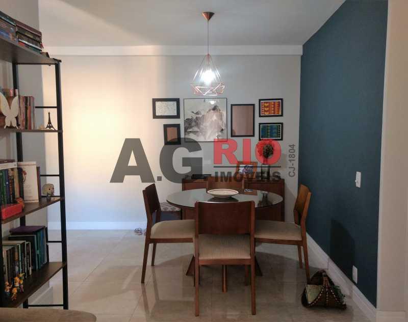 jantar - Apartamento 2 quartos à venda Rio de Janeiro,RJ - R$ 250.000 - VVAP20079 - 4
