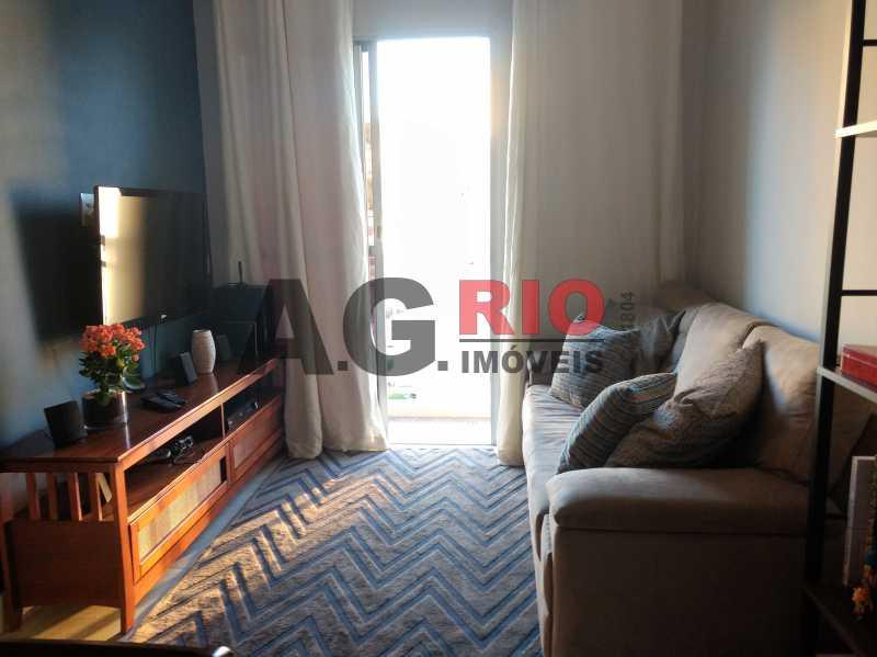 sala - Apartamento 2 quartos à venda Rio de Janeiro,RJ - R$ 250.000 - VVAP20079 - 1