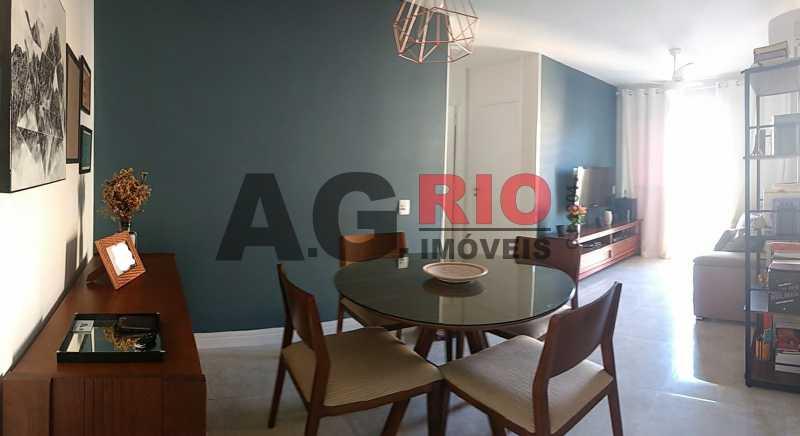 sala_panoramica - Apartamento 2 quartos à venda Rio de Janeiro,RJ - R$ 250.000 - VVAP20079 - 3