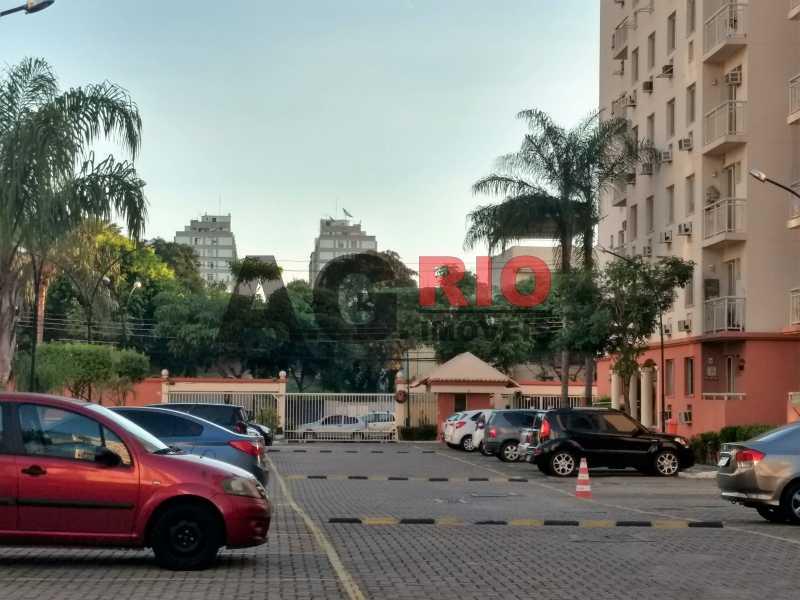 vista_entrada-estacionamento - Apartamento Rio de Janeiro,Campinho,RJ À Venda,2 Quartos,46m² - VVAP20079 - 15