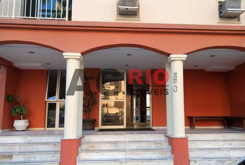 vista_entrada-hall - Apartamento 2 quartos à venda Rio de Janeiro,RJ - R$ 250.000 - VVAP20079 - 16