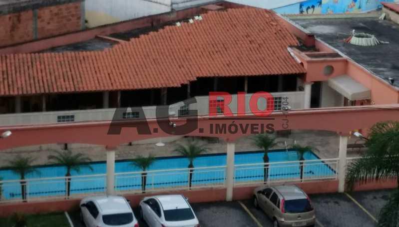 vista_piscina_salao_de_festas - Apartamento Rio de Janeiro,Campinho,RJ À Venda,2 Quartos,46m² - VVAP20079 - 17