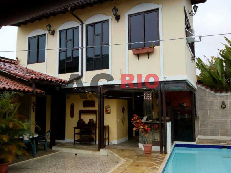 IMG-20180608-WA0010 - Casa Rio de Janeiro,Freguesia (Jacarepaguá),RJ À Venda,3 Quartos,331m² - FRCA30001 - 3
