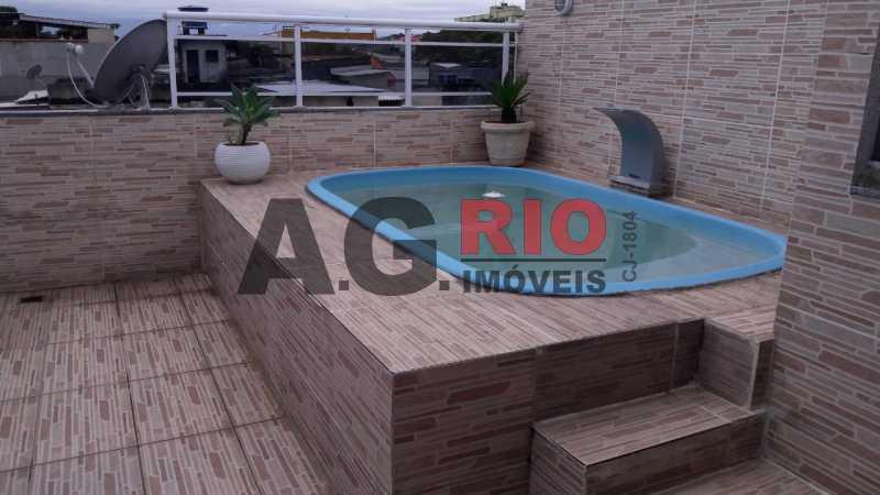 WhatsApp Image 2018-06-13 at 1 - Casa em Condominio À Venda - Rio de Janeiro - RJ - Realengo - VVCN30018 - 28