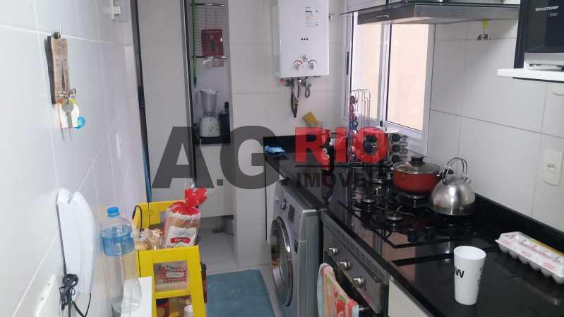 20180614_152512 - Apartamento em condomínio À Venda - Condomínio Sky Residencial - Rio de Janeiro - RJ - Freguesia (Jacarepaguá) - TQAP30017 - 17