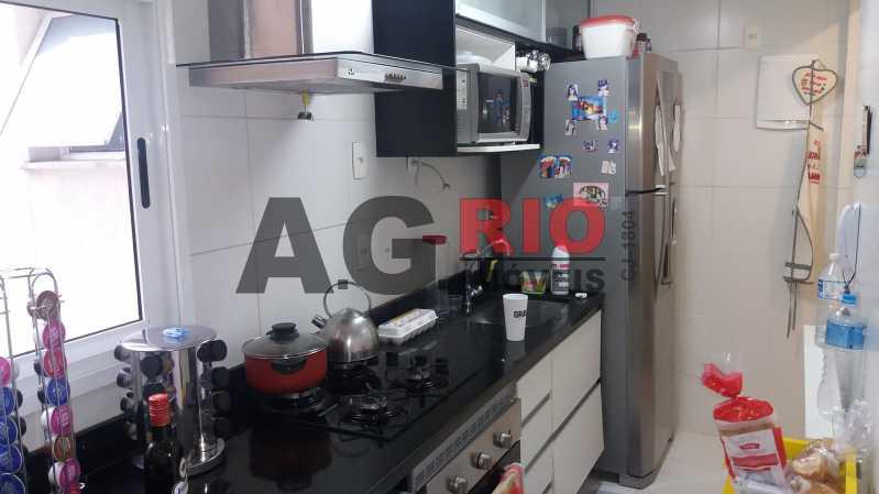 20180614_152523 - Apartamento em condomínio À Venda - Condomínio Sky Residencial - Rio de Janeiro - RJ - Freguesia (Jacarepaguá) - TQAP30017 - 15