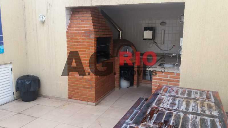 20180614_153435 - Apartamento em condomínio À Venda - Condomínio Sky Residencial - Rio de Janeiro - RJ - Freguesia (Jacarepaguá) - TQAP30017 - 19