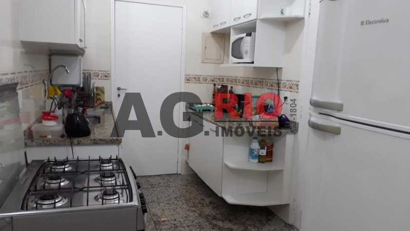 COZINHA - Apartamento À Venda - Rio de Janeiro - RJ - Pechincha - FRAP20015 - 9