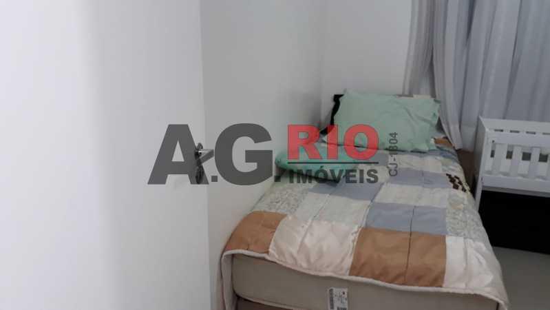 QUARTO 2 - Apartamento À Venda - Rio de Janeiro - RJ - Pechincha - FRAP20015 - 14