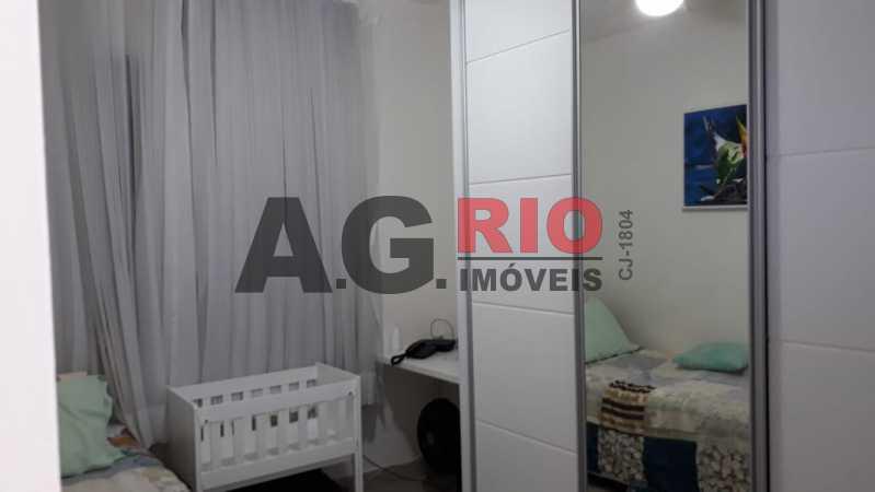 QUARTO 2 - Apartamento À Venda - Rio de Janeiro - RJ - Pechincha - FRAP20015 - 15