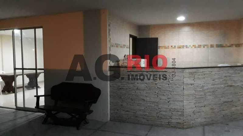 COZINHA SALÃO DE FESTAS - Apartamento À Venda - Rio de Janeiro - RJ - Pechincha - FRAP20015 - 24