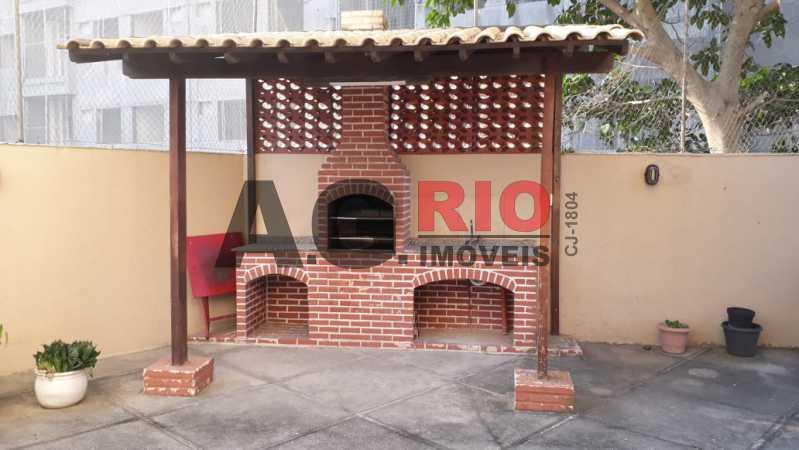 CHURRASQUEIRA - Apartamento À Venda - Rio de Janeiro - RJ - Pechincha - FRAP20015 - 27