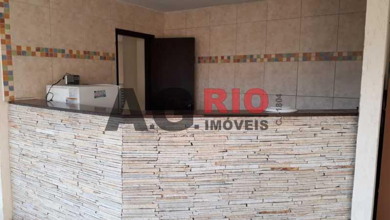 COZINHA SALÃO DE FESTAS - Apartamento À Venda - Rio de Janeiro - RJ - Pechincha - FRAP20015 - 25