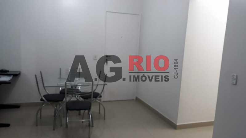 SALA 1 - Apartamento À Venda - Rio de Janeiro - RJ - Pechincha - FRAP20015 - 3