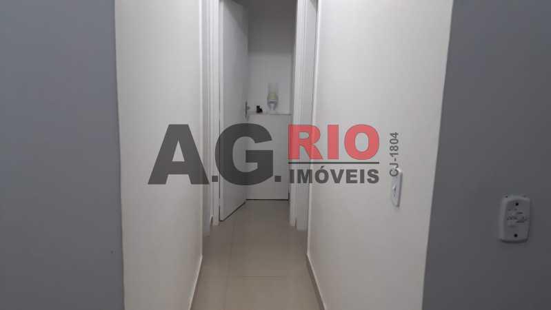 CORREDOR - Apartamento À Venda - Rio de Janeiro - RJ - Pechincha - FRAP20015 - 16