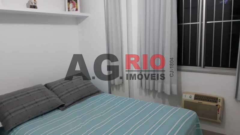 QUARTO 1 - Apartamento À Venda - Rio de Janeiro - RJ - Pechincha - FRAP20015 - 17