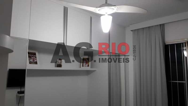 QUARTO 1 - Apartamento À Venda - Rio de Janeiro - RJ - Pechincha - FRAP20015 - 18