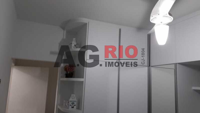 QUARTO 1 - Apartamento À Venda - Rio de Janeiro - RJ - Pechincha - FRAP20015 - 20