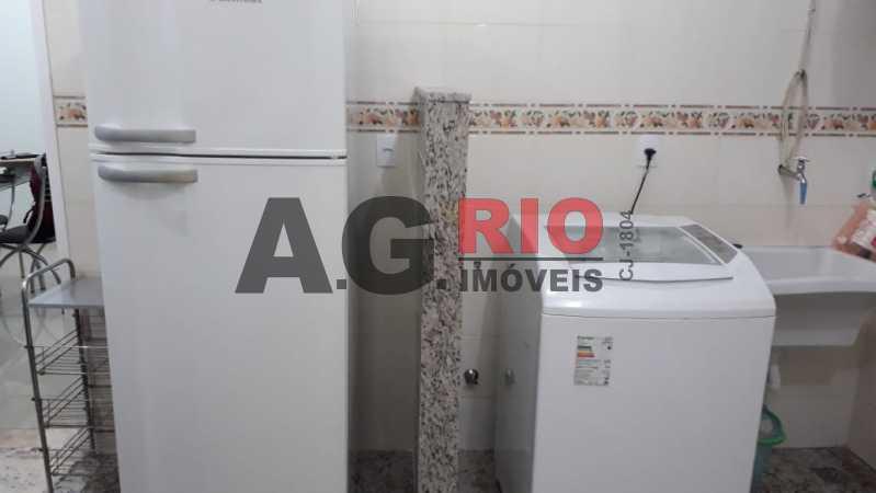 COZINHA - Apartamento À Venda - Rio de Janeiro - RJ - Pechincha - FRAP20015 - 11