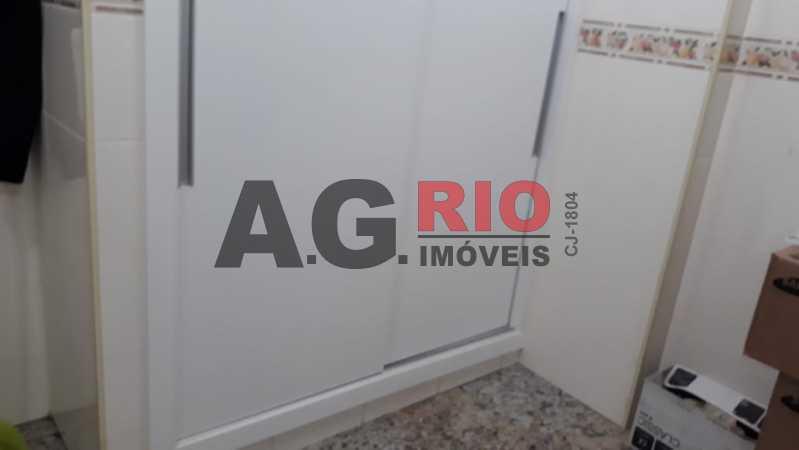 QUARTO 1 - Apartamento À Venda - Rio de Janeiro - RJ - Pechincha - FRAP20015 - 19