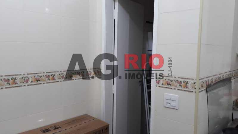 DEPENDENCIA - Apartamento À Venda - Rio de Janeiro - RJ - Pechincha - FRAP20015 - 13